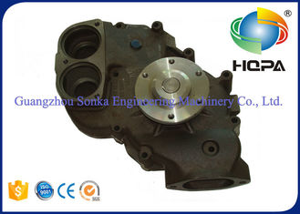 Hydraulic Hydraulic Water Pump BENZ 0M441 With Casting Iron Materials